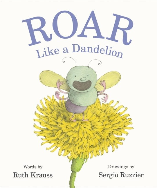 HarperCollins Roar Like a Dandelion