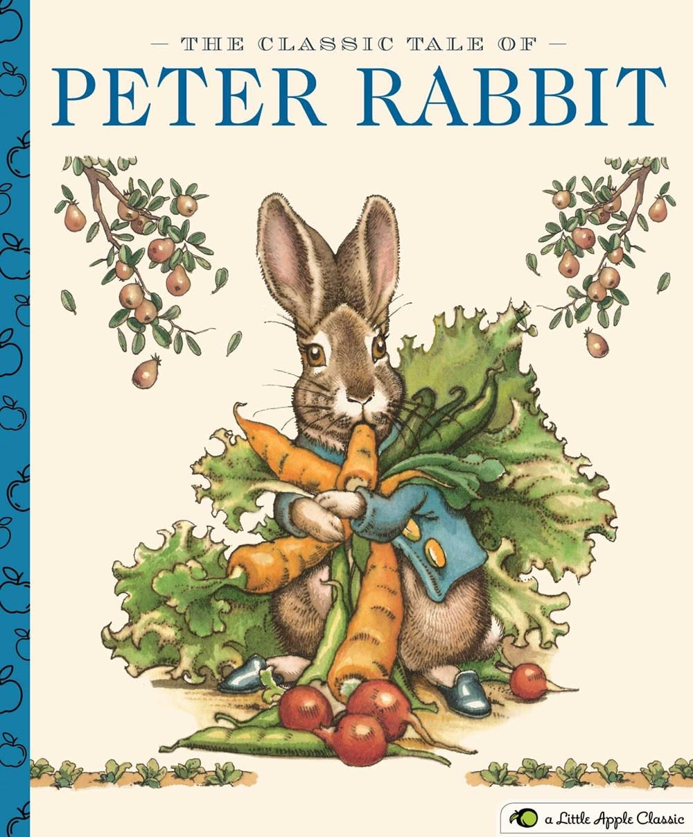 Applesauce Press The Classic Tale of Peter Rabbit