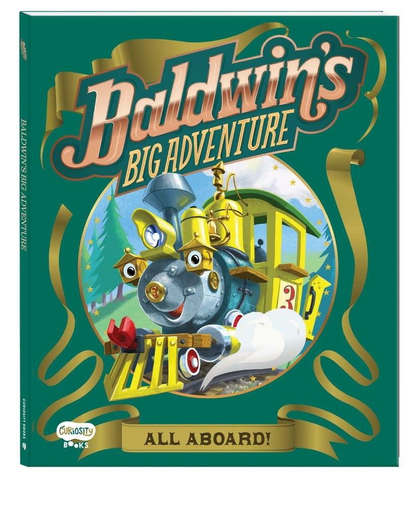 Curiosity Books Baldwin's Big Adventure
