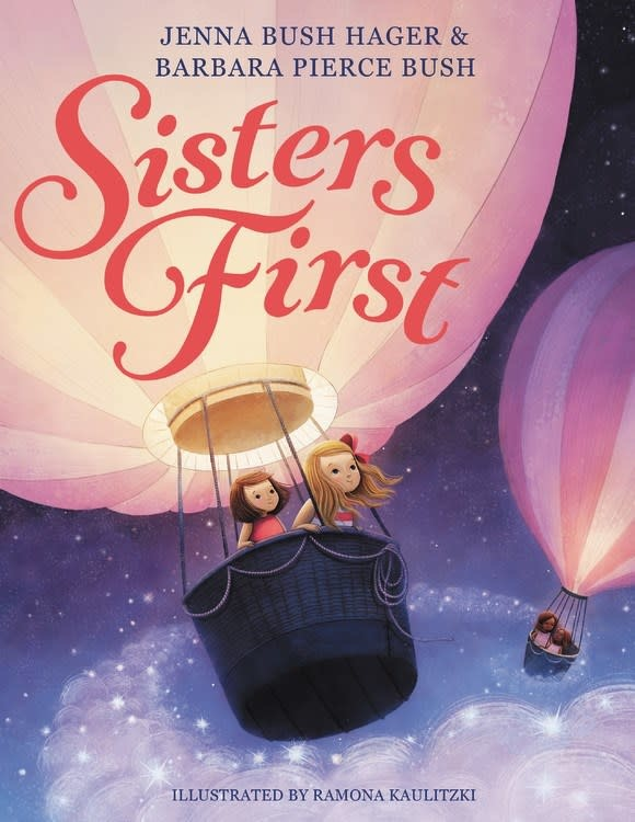 Little, Brown Books for Young Readers Sisters First