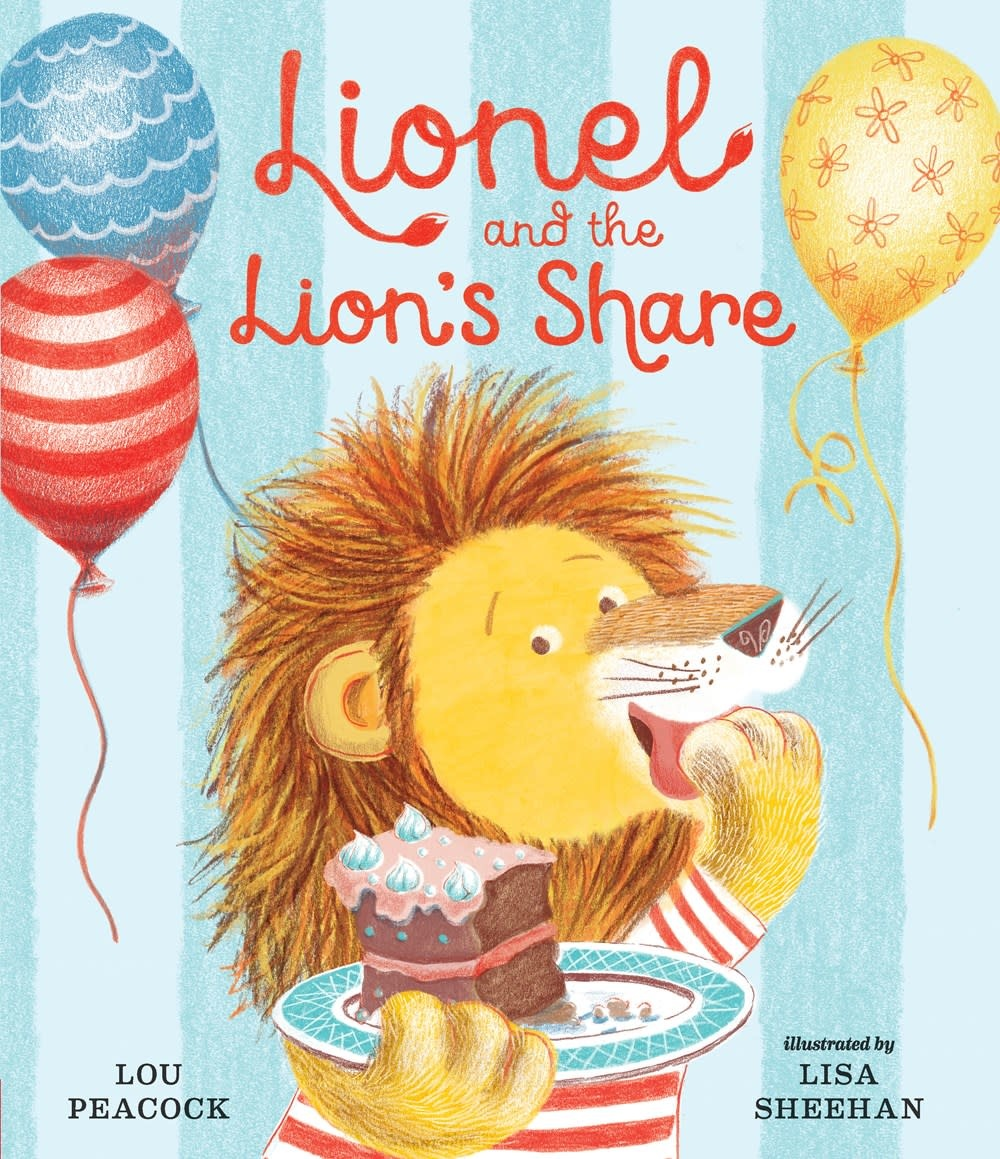 Nosy Crow Lionel and the Lion's Share