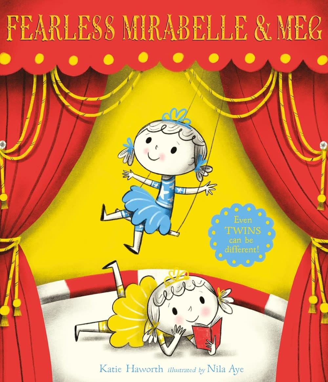 Templar Fearless Mirabelle and Meg