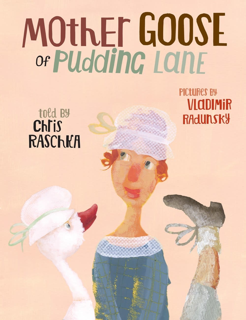 Candlewick Mother Goose of Pudding Lane