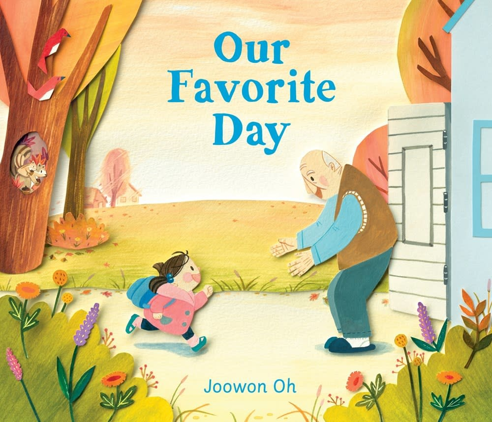 Candlewick Our Favorite Day