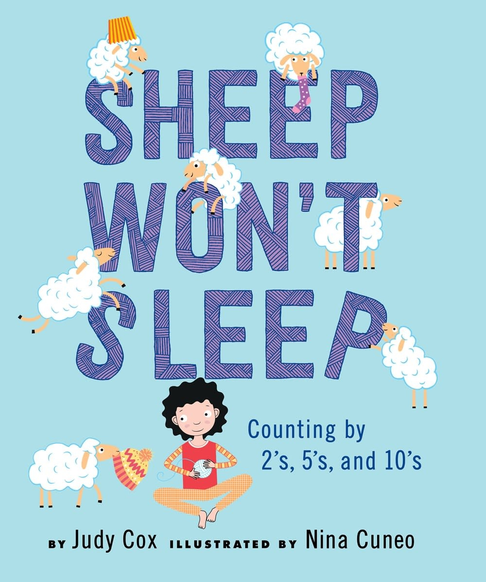 Holiday House Sheep Won't Sleep