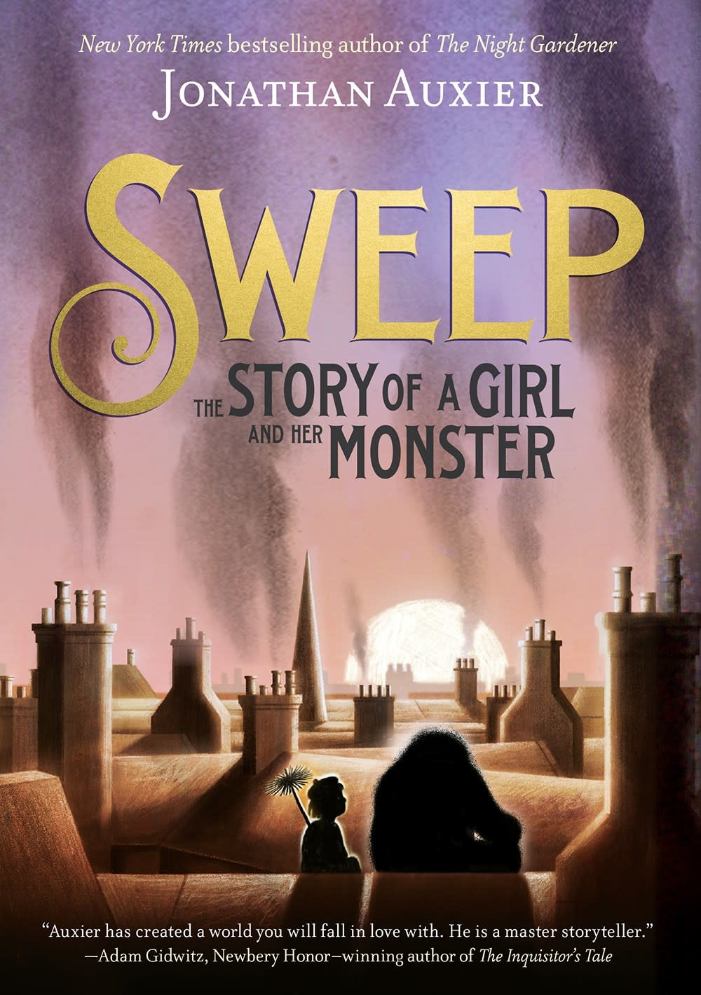 Amulet Paperbacks Sweep: The Story of a Girl and Her Monster