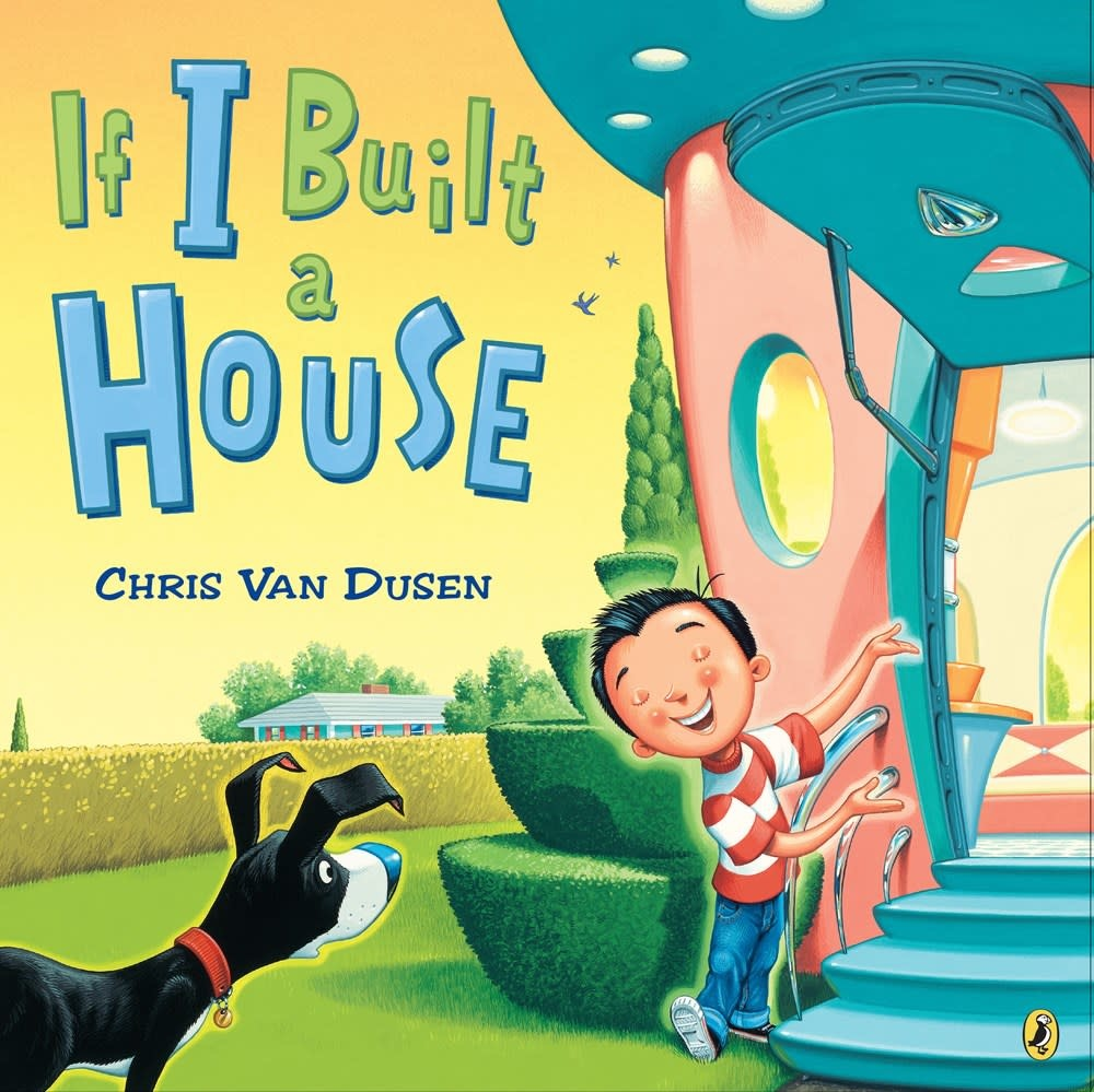 Puffin Books If I Built a House