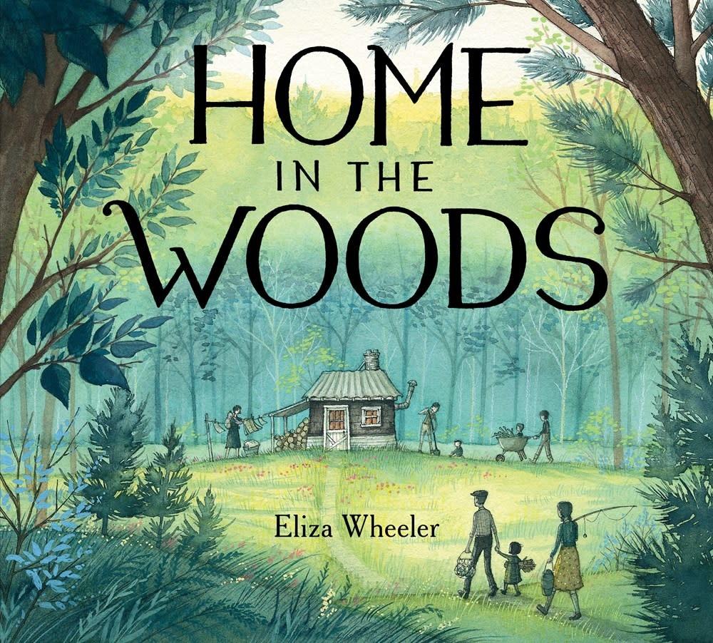 Nancy Paulsen Books Home in The Woods