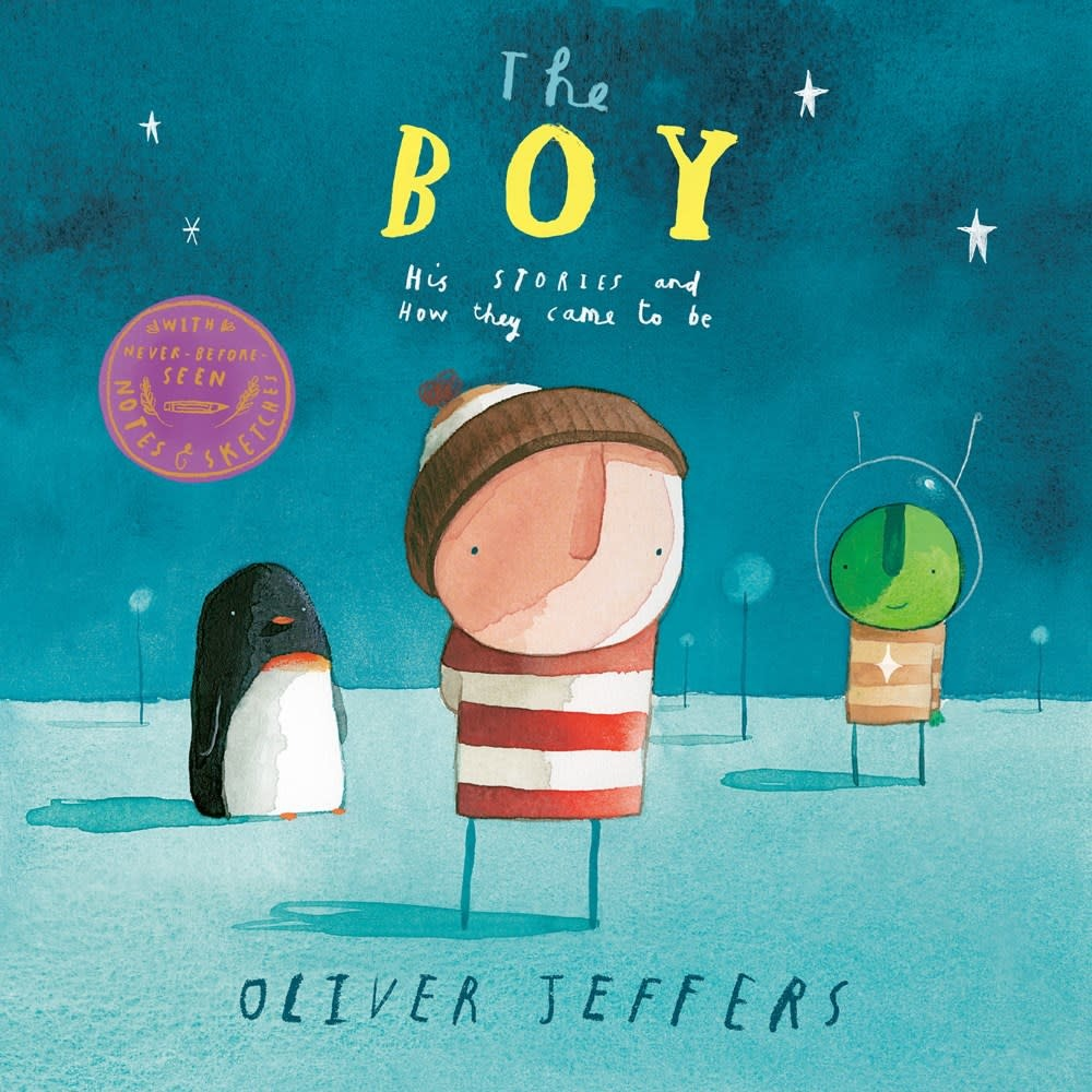 Philomel Books The Boy: His Stories and How They Came to Be
