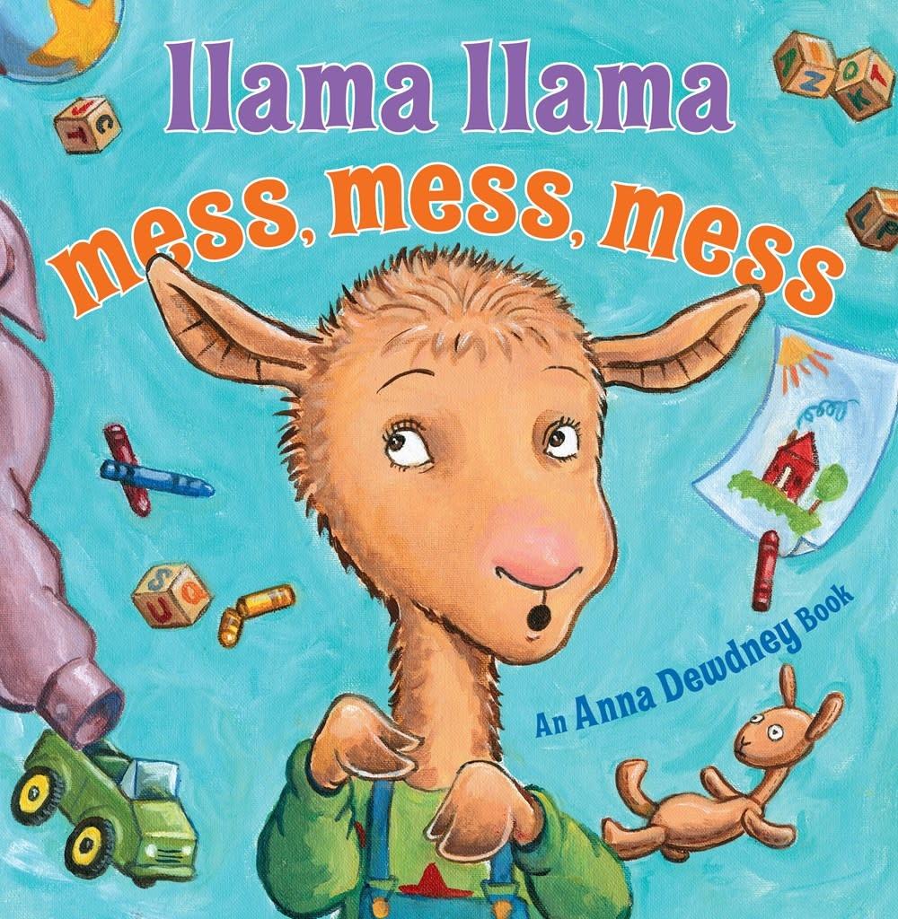 Viking Books for Young Readers Llama Llama: Mess Mess Mess