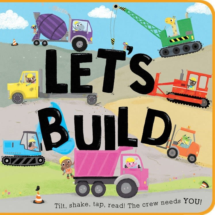 HMH Books for Young Readers Let's Build