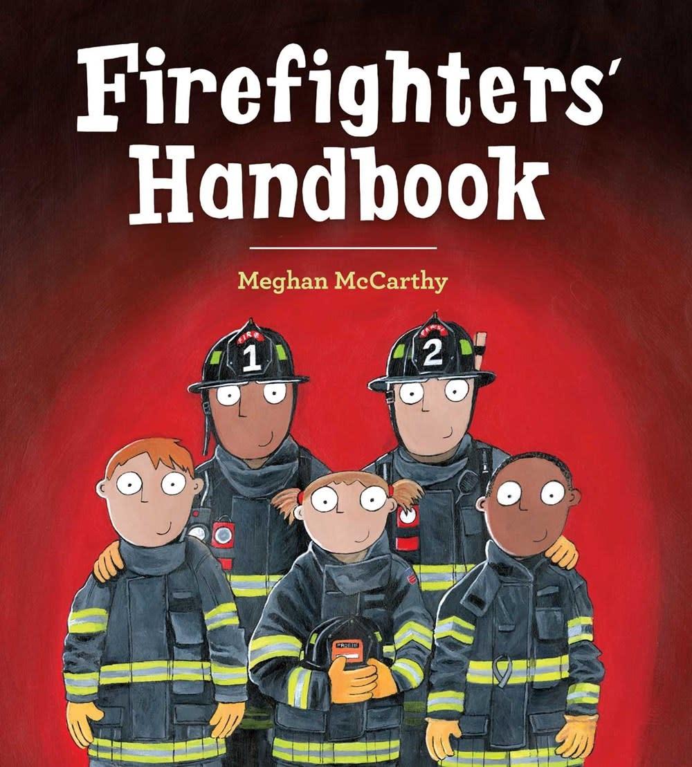 Simon & Schuster/Paula Wiseman Books Firefighters' Handbook
