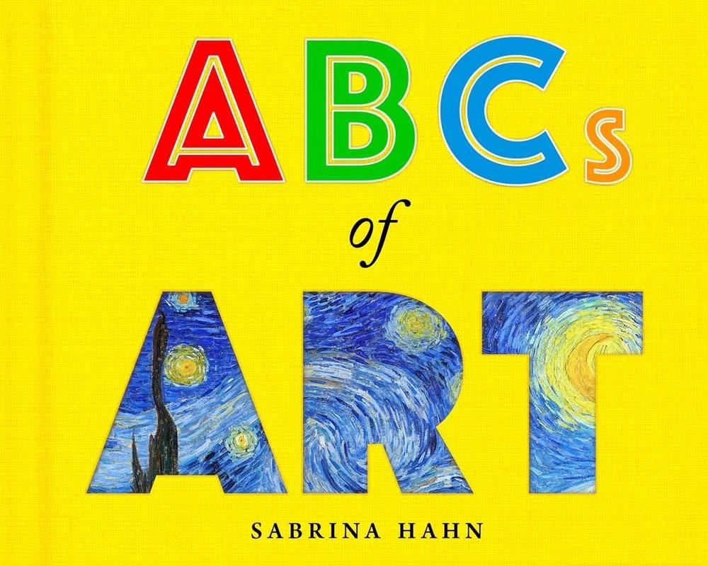 Sky Pony ABCs of Art