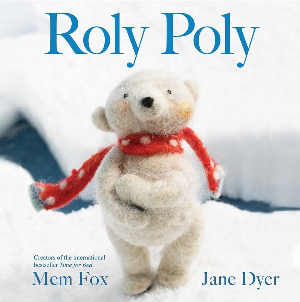 Beach Lane Books Roly Poly