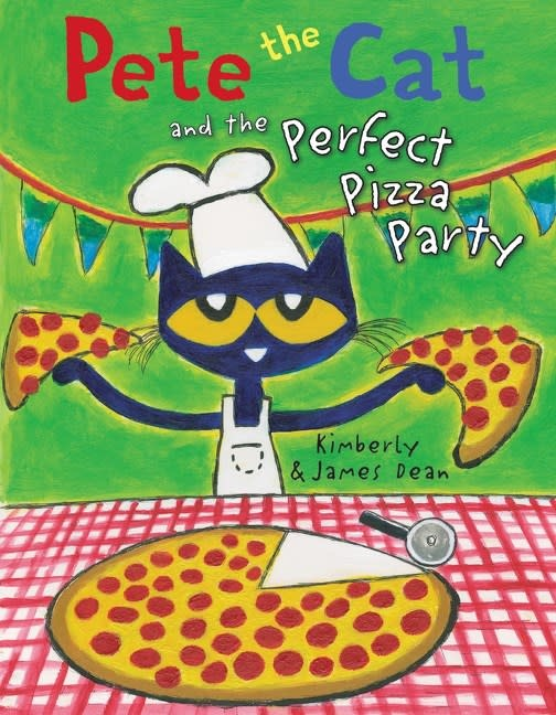 HarperCollins Pete the Cat: The Perfect Pizza Party