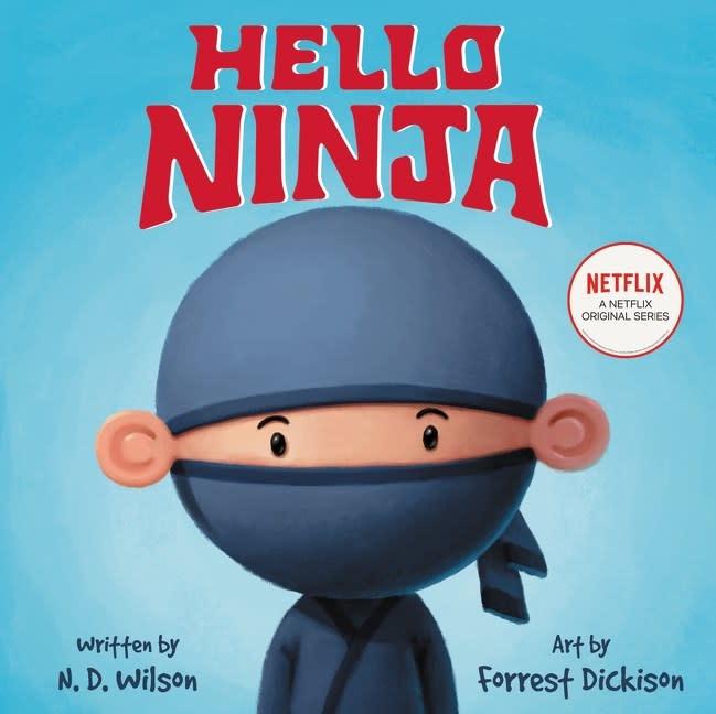 HarperCollins Hello, Ninja