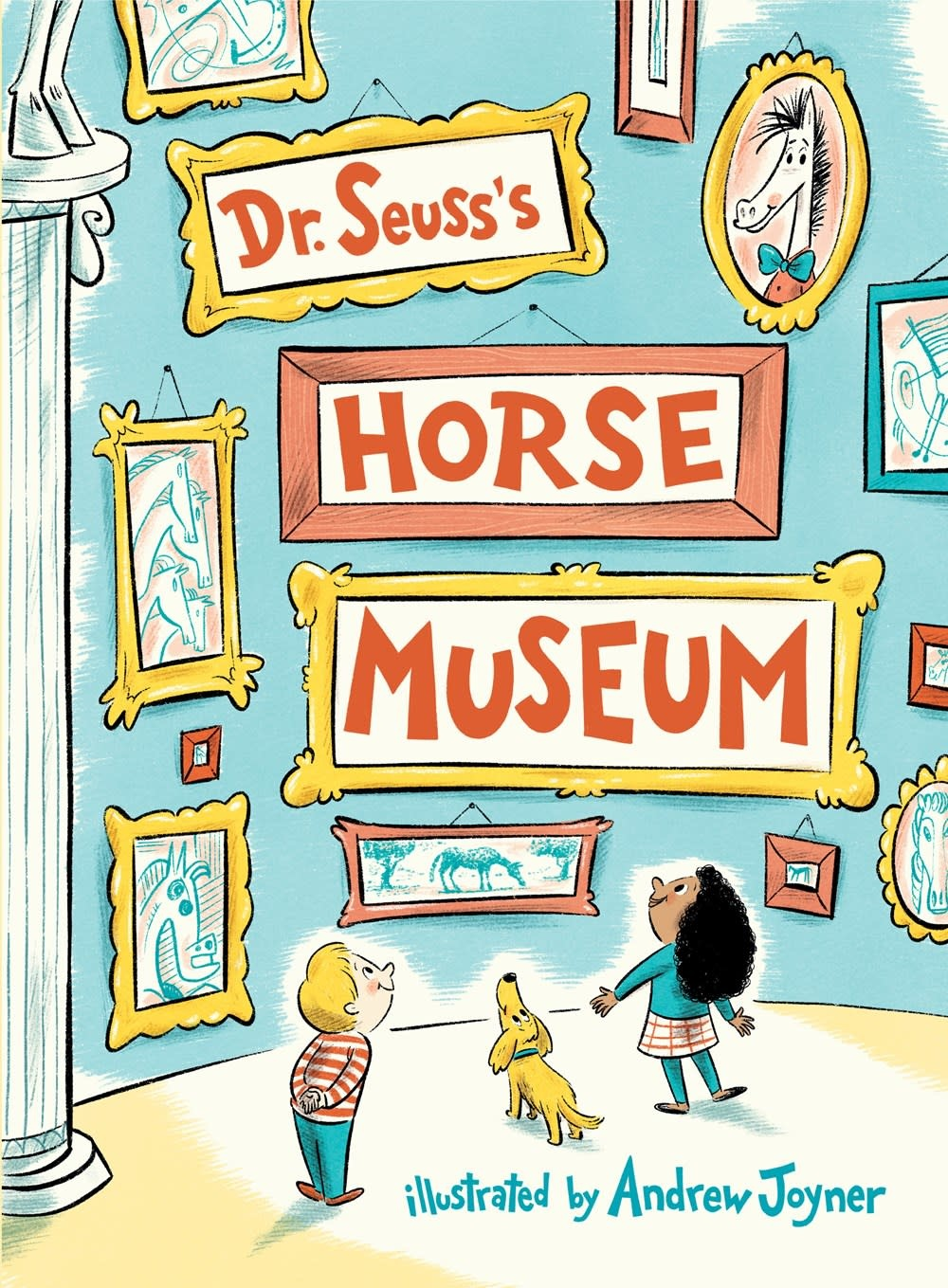 Random House Books for Young Readers Dr. Seuss's Horse Museum