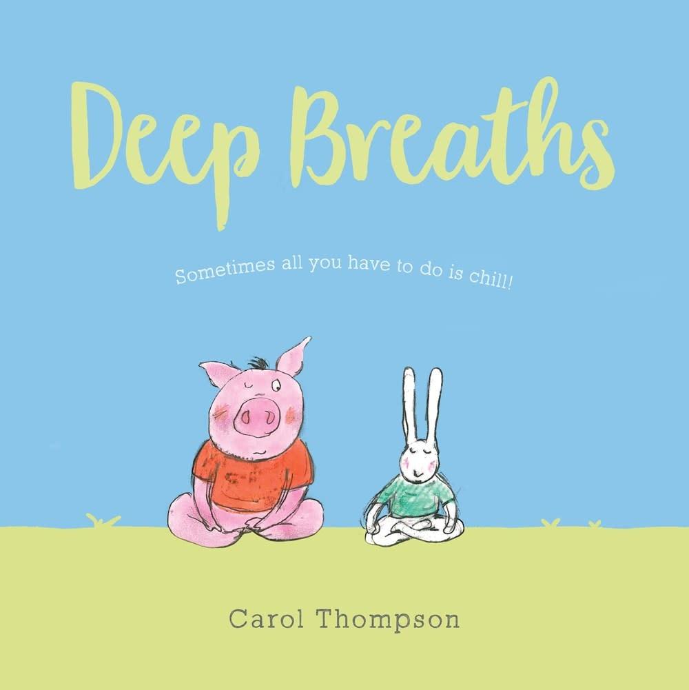 Rodale Kids Deep Breaths