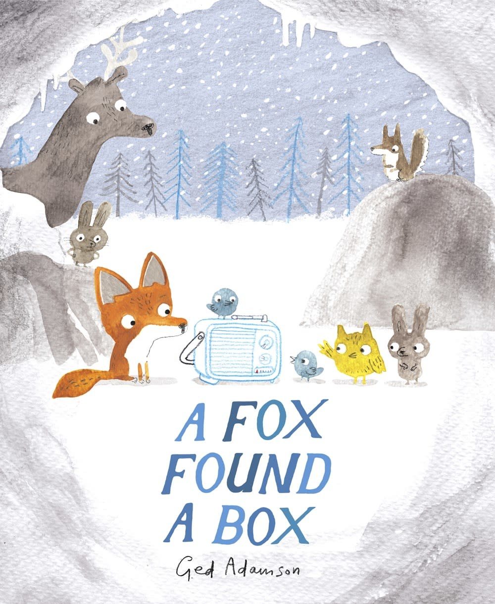 Schwartz & Wade A Fox Found a Box
