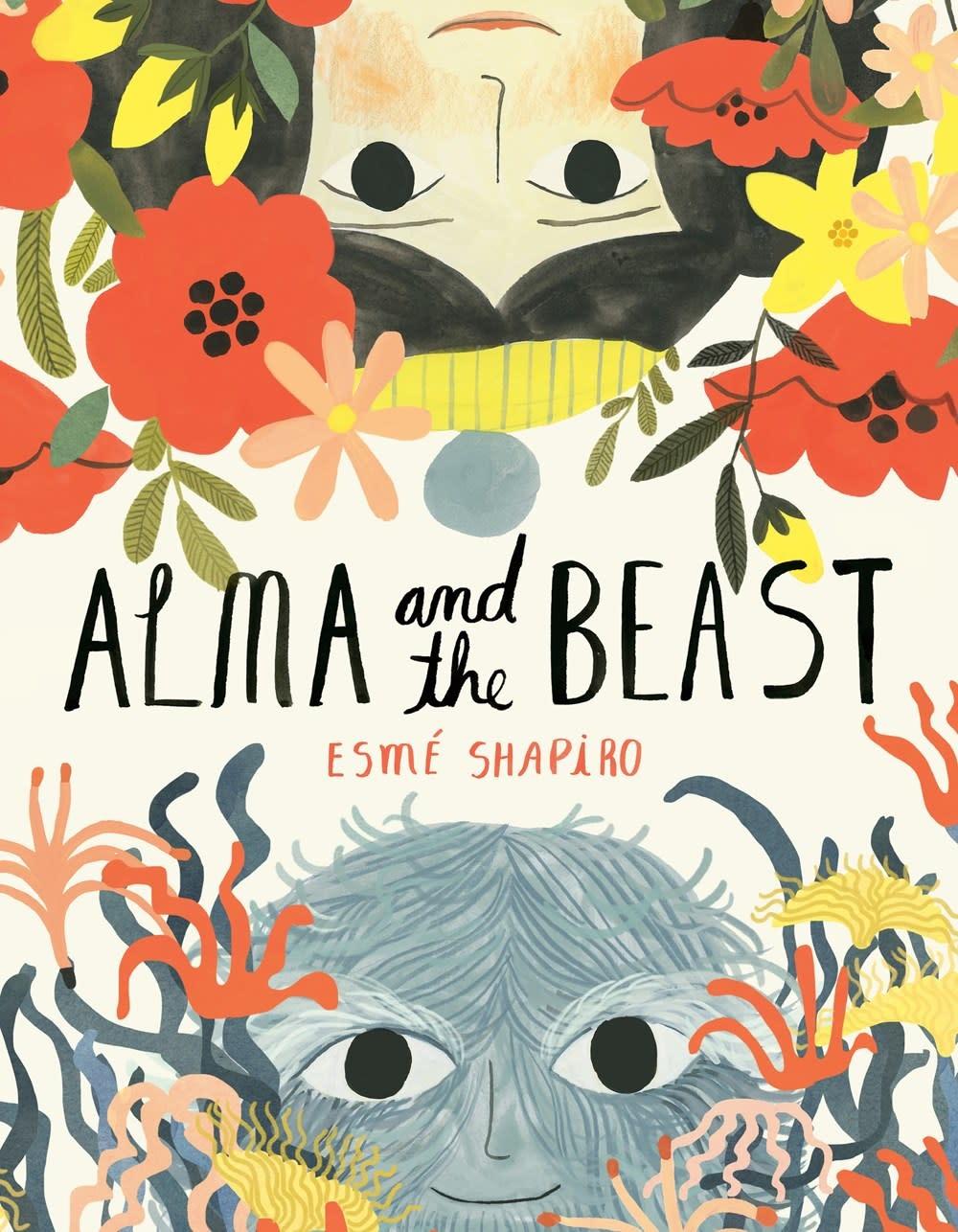Tundra Books Alma and the Beast