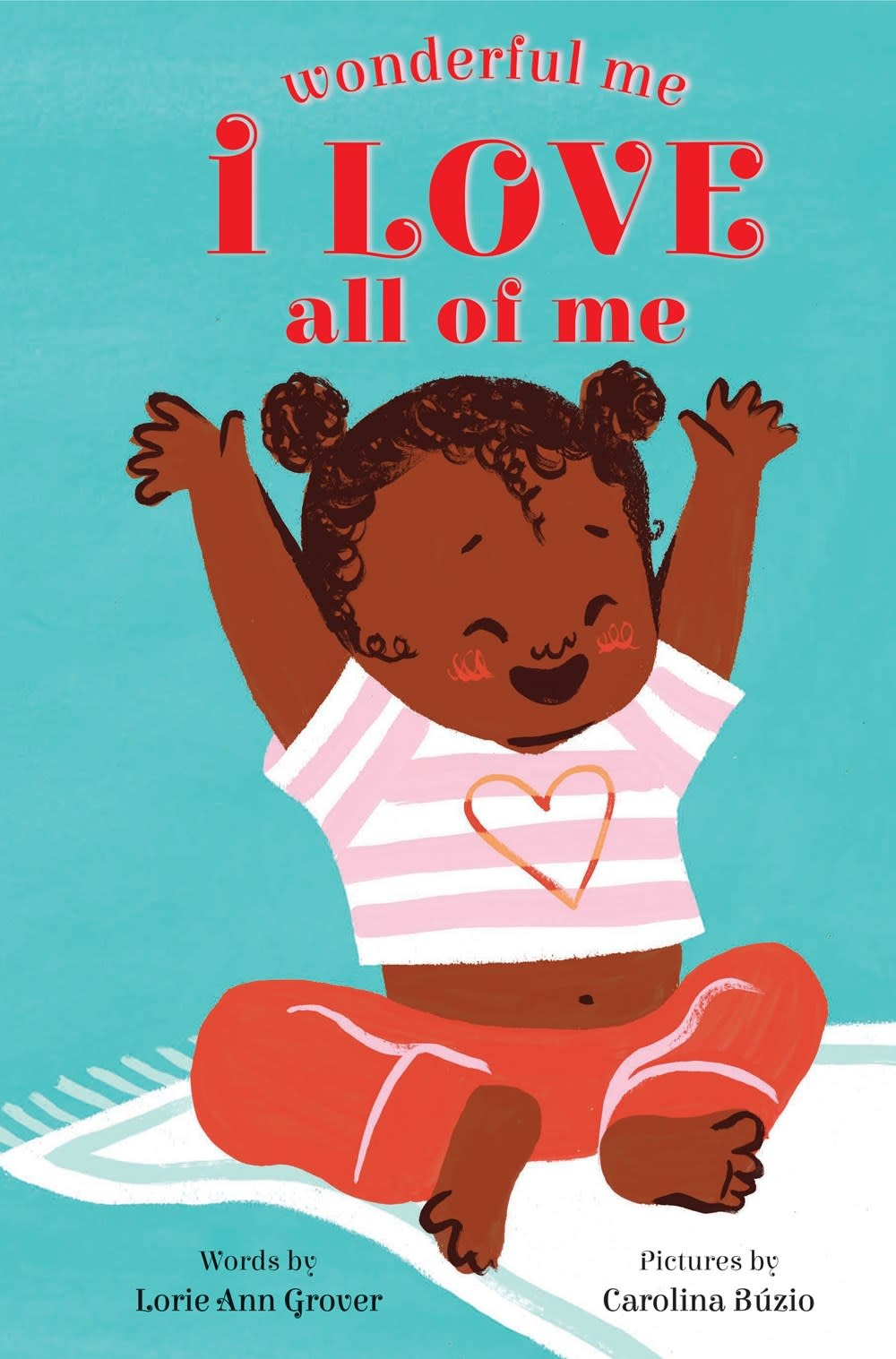 Cartwheel Books I Love All of Me (Wonderful Me)