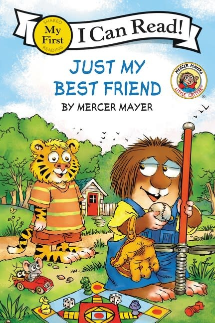 HarperCollins Little Critter: Just My Best Friend (I Can Read!, Lvl Pre-1)