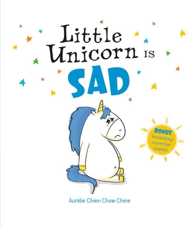 Little, Brown Books for Young Readers Little Unicorn: Is Sad