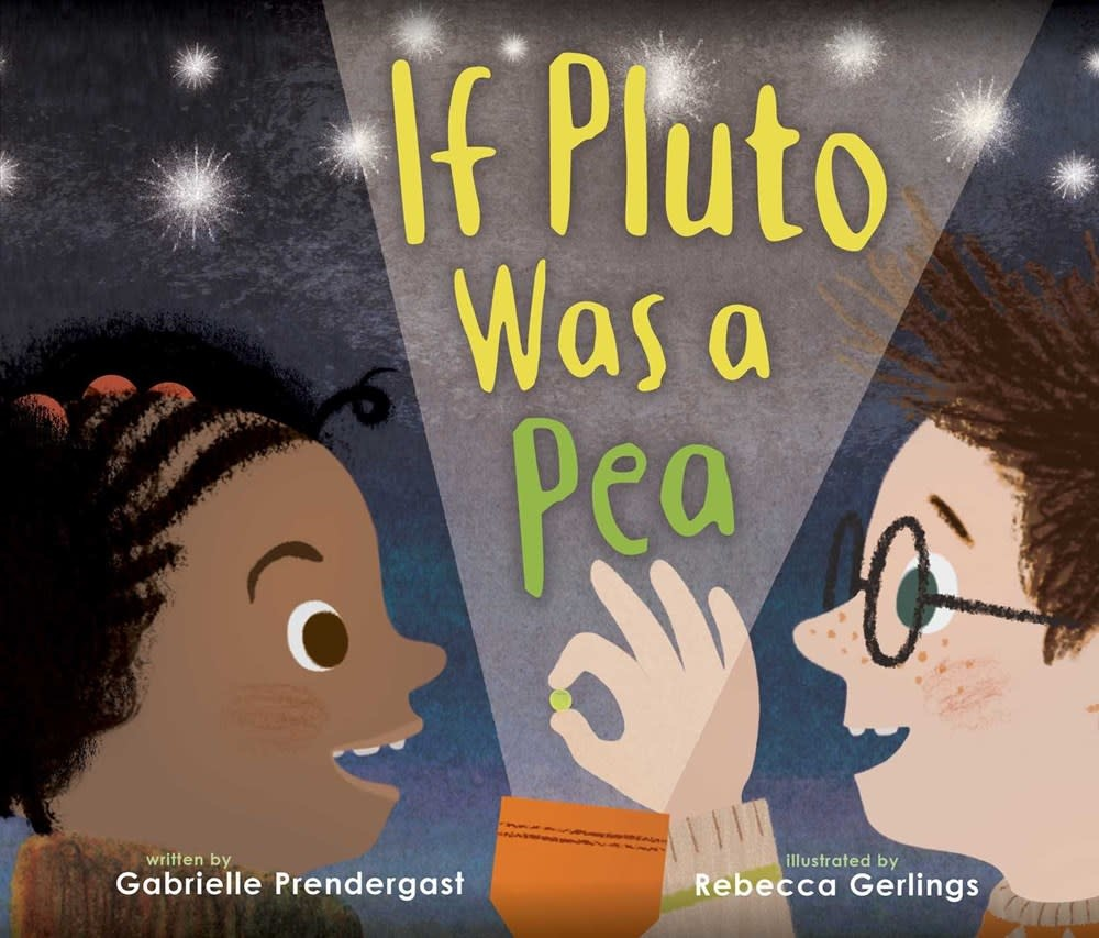 Margaret K. McElderry Books If Pluto Was a Pea