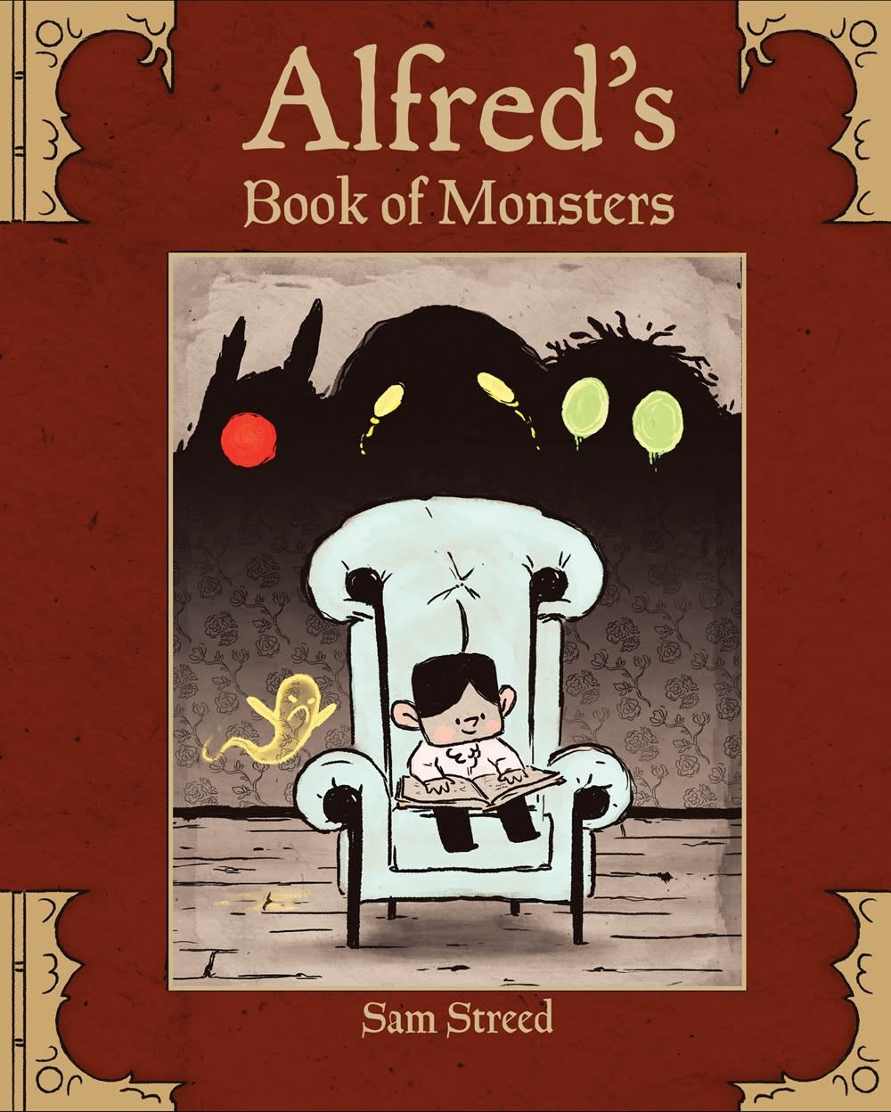 Charlesbridge Alfred's Book of Monsters