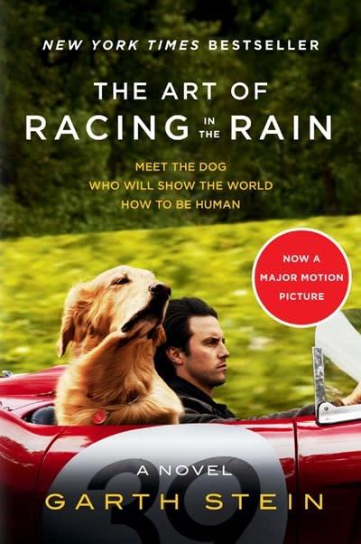 Harper Paperbacks The Art of Racing in the Rain Tie-in