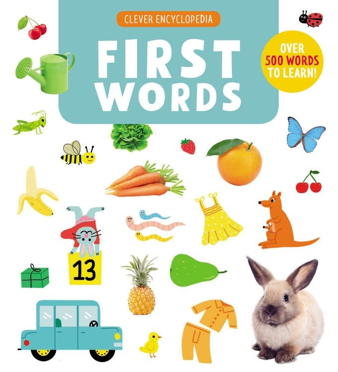 Clever Publishing Clever Encyclopedia: First Words