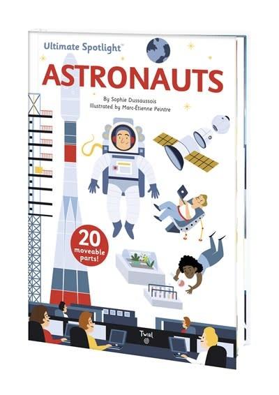 Twirl Ultimate Spotlight: Astronauts
