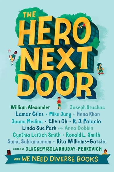 Crown Books for Young Readers The Hero Next Door