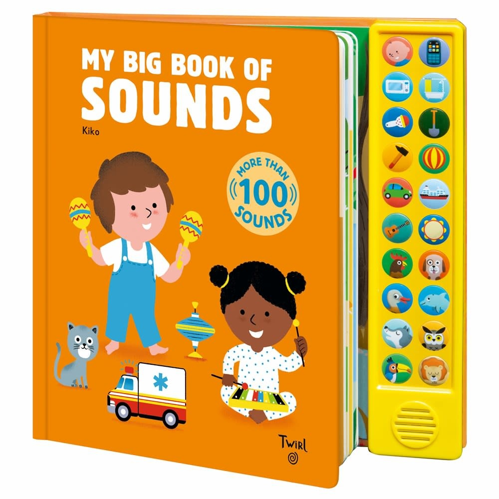 Twirl My Big Book of Sounds
