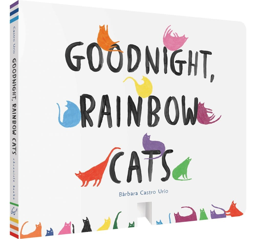 Chronicle Books Goodnight, Rainbow Cats