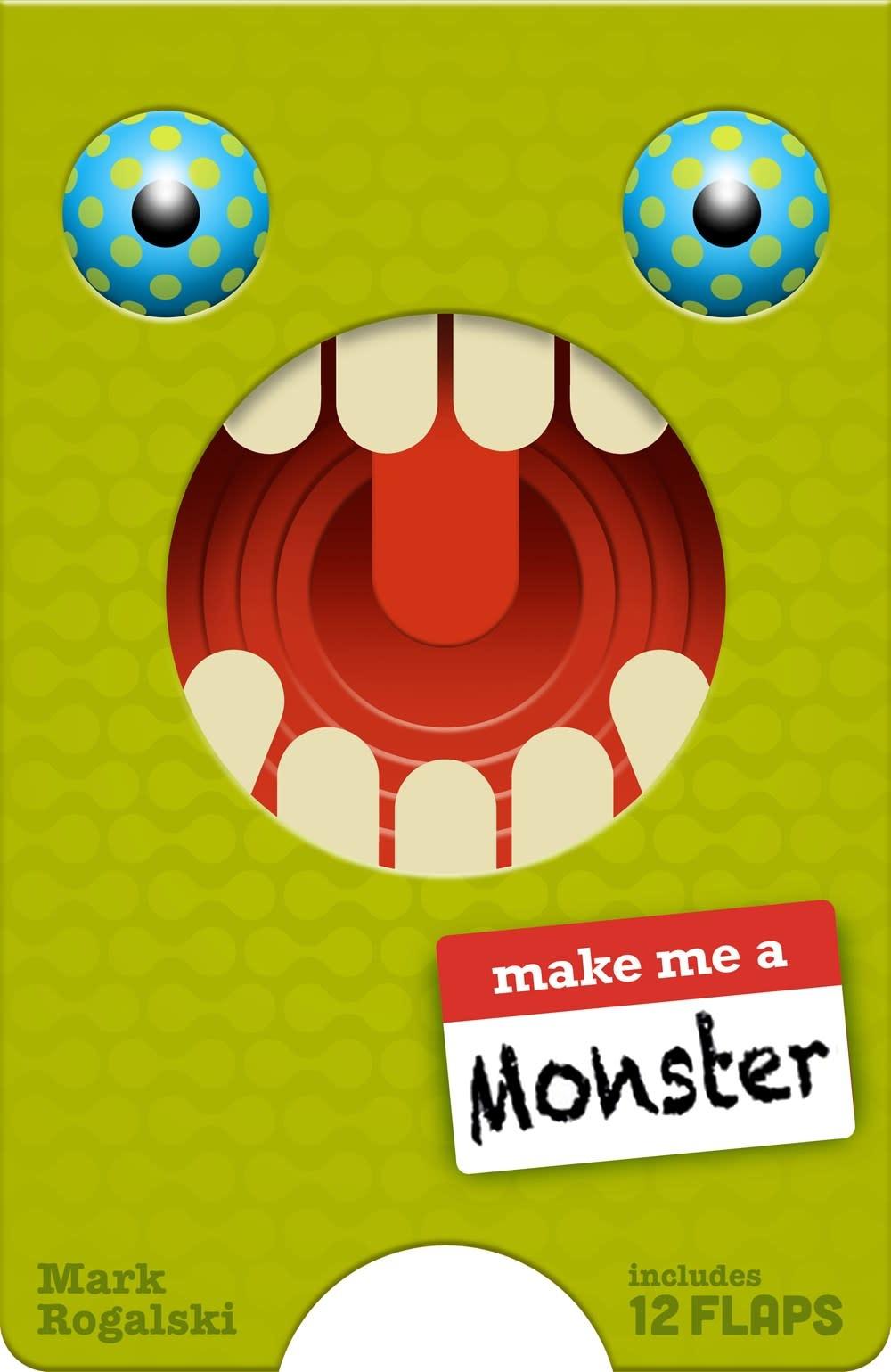 Chronicle Books Make Me a Monster
