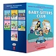 Graphix Baby-Sitters Club Graphic Novels Boxed Set (#1-7)