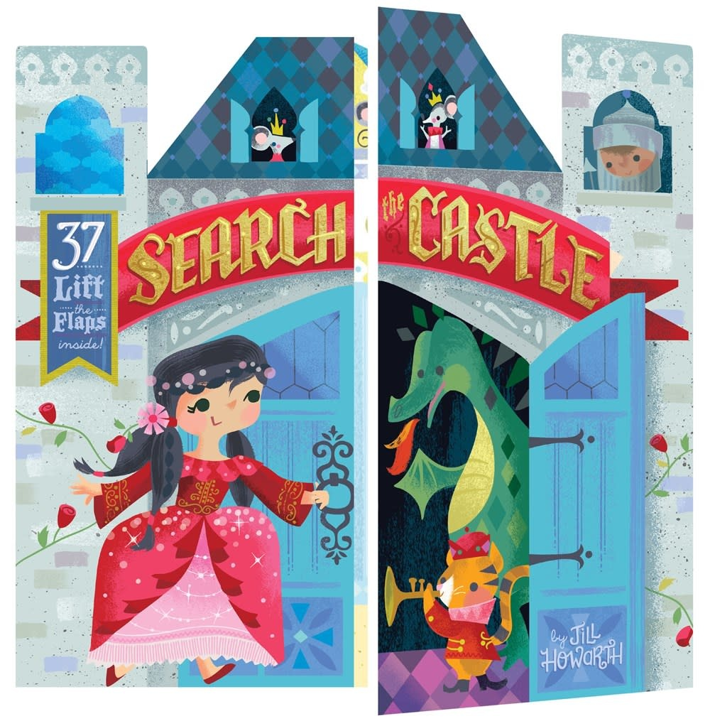 Chronicle Books Search the Castle