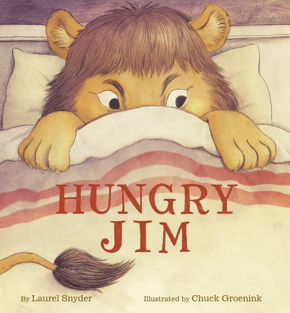 Chronicle Books Hungry Jim