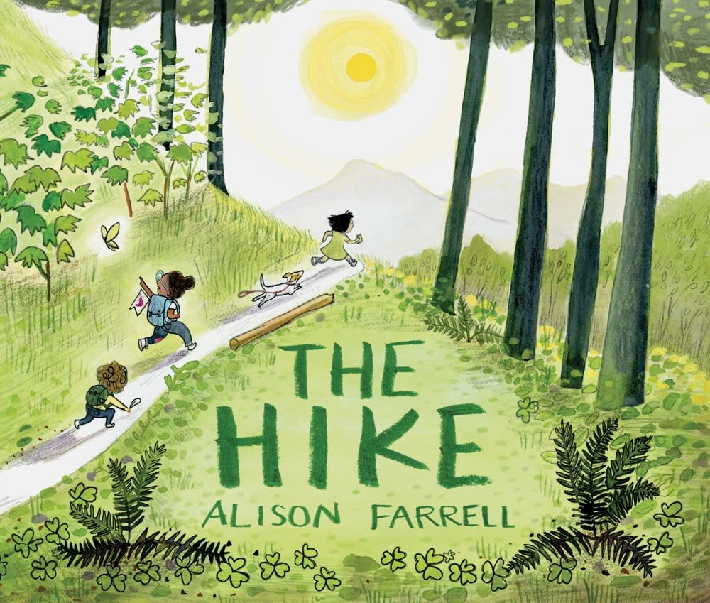 Chronicle Books The Hike