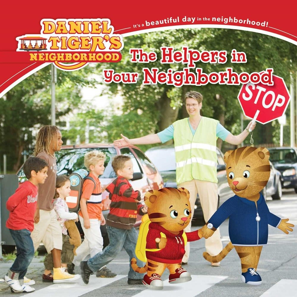 Simon Spotlight Daniel Tiger: The Helpers in Your Neighborhood