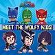Simon Spotlight PJ Masks: Meet the Wolfy Kids!