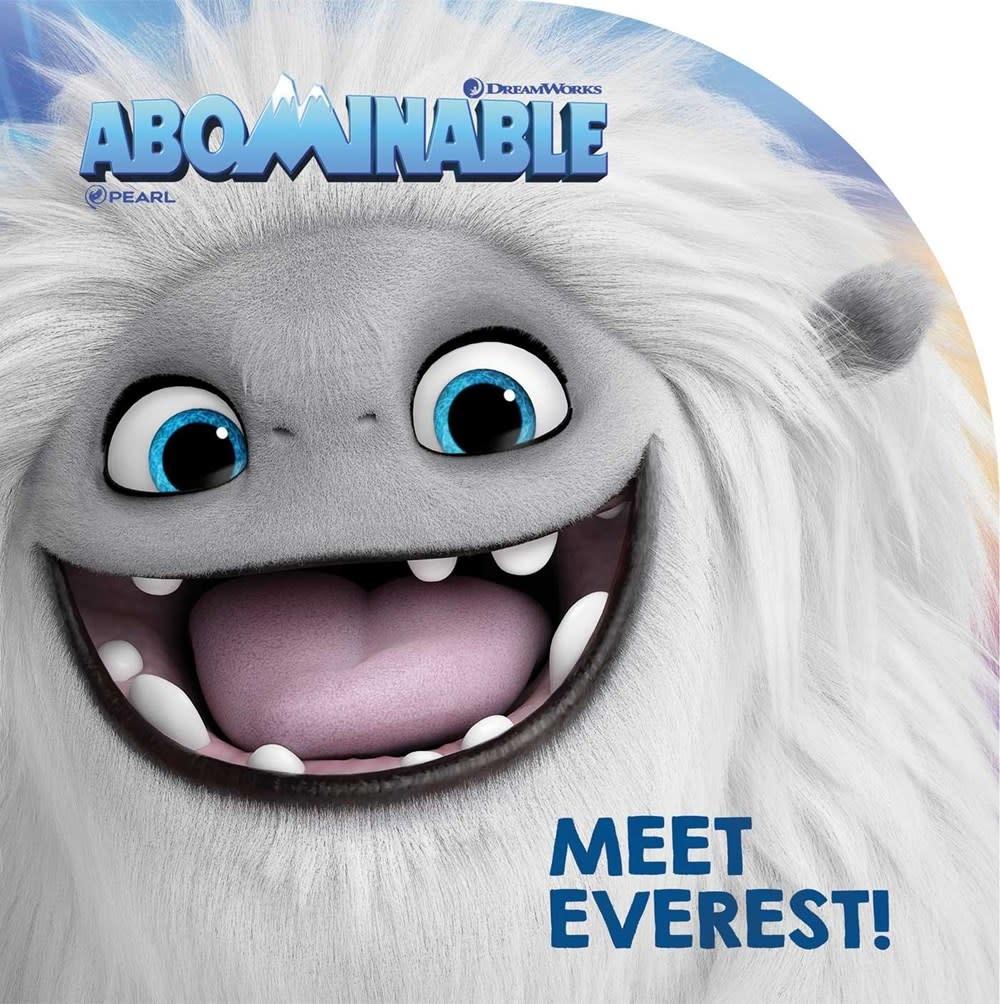 Simon Spotlight Abominable: Meet Everest!
