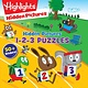 Highlights Press Highlights Hidden Pictures: 1-2-3 Puzzles