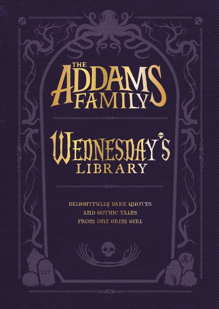 HarperCollins Addams Family: Wednesday's Library