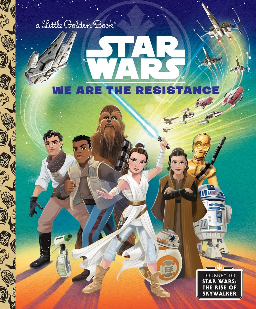 Golden Books Star Wars: We Are the Resistance
