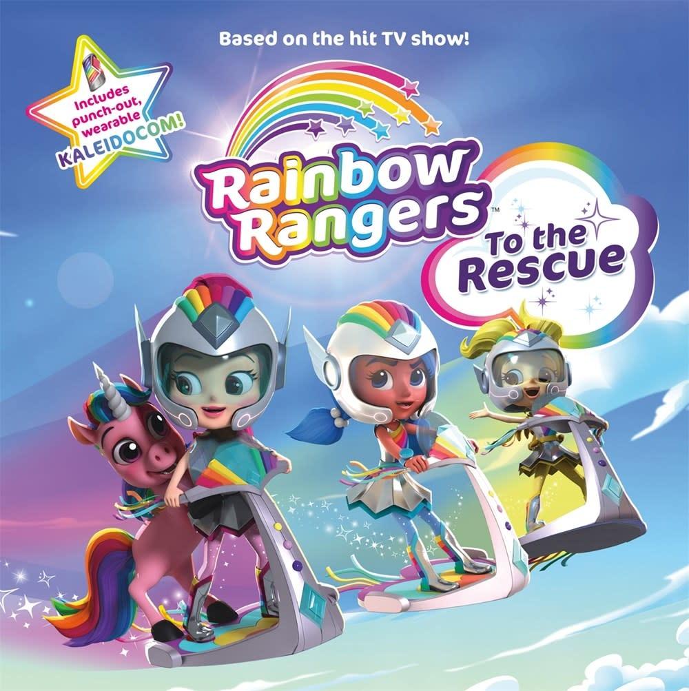 Imprint Rainbow Rangers: To the Rescue