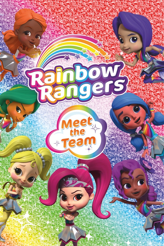 Imprint Rainbow Rangers: Meet the Team