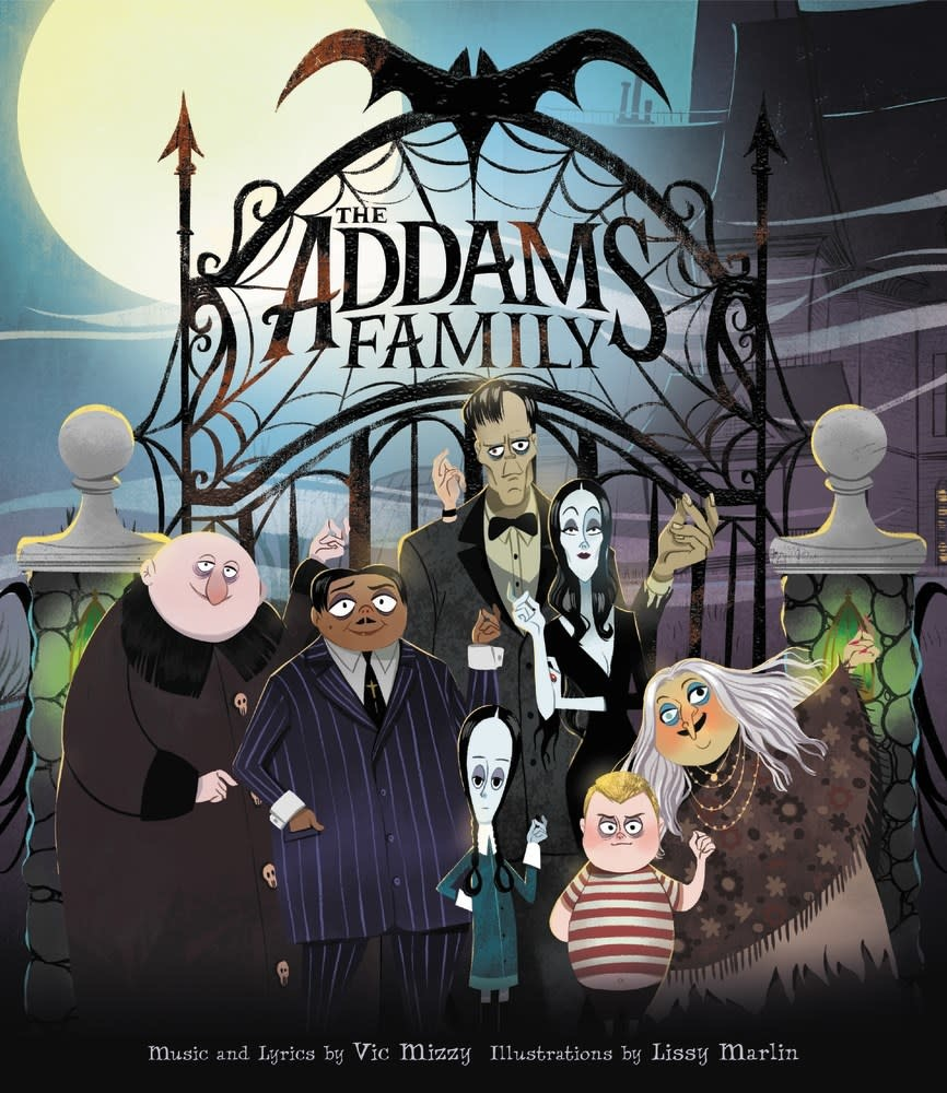 HarperCollins Addams Family: An Original Picture Book