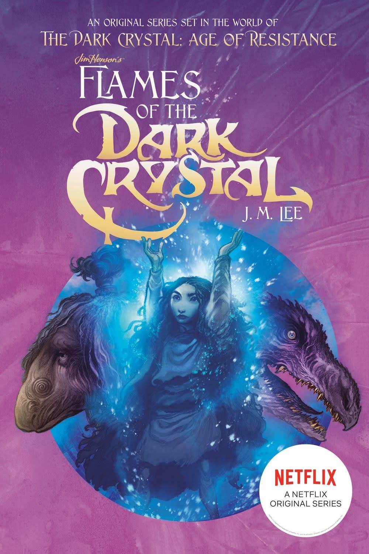 Penguin Workshop Flames of the Dark Crystal #4